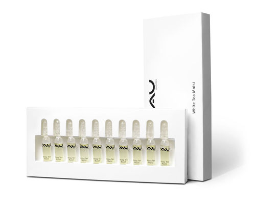 RAU White Tea Moist Ampullen 10 x 2 ml