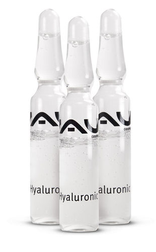RAU Hyaluronic Ampoule 3x2 ml
