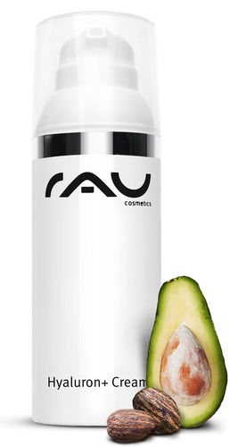 RAU Hyaluron + Cream LSF 6 - 50 ml