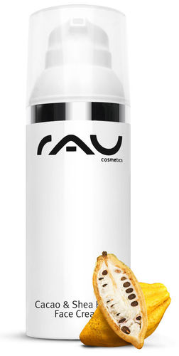 RAU Cacao & Shea Butter Face Cream 50ml