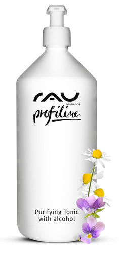RAU Purifying Tonic with alcohol 1 Liter PROFILINE