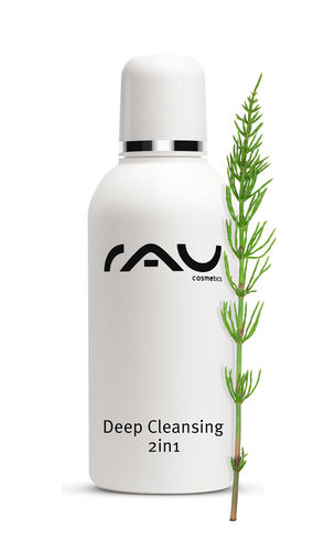 RAU Deep Cleansing 2in1 75 ml