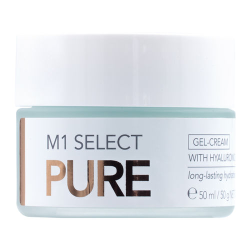 M1 SELECT PURE GEL-CREAM 50ml
